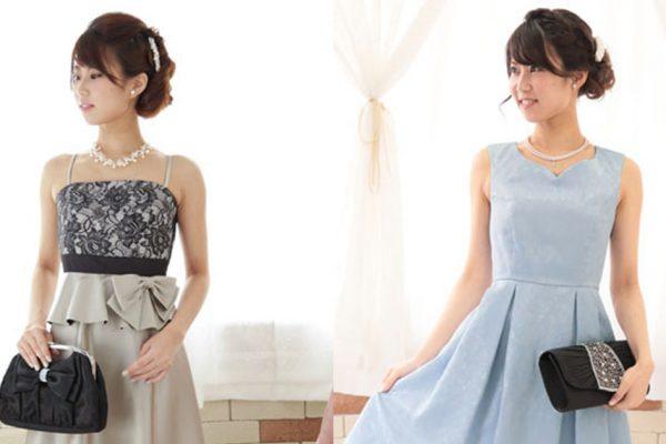 大学生の謝恩会で人気のドレス!1位「大人カラー」、2位「春パステル」