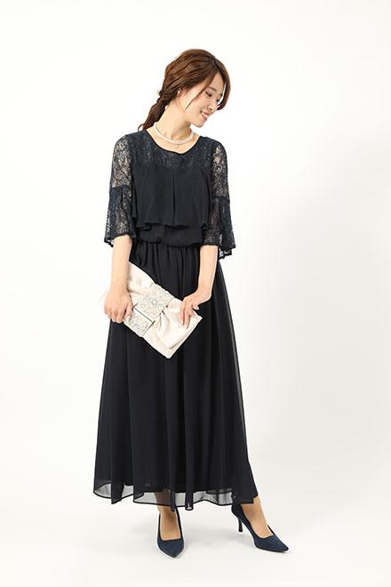 結婚式にも!アフタヌーンドレス&セミアフタヌーンドレスの上品コーデ ...